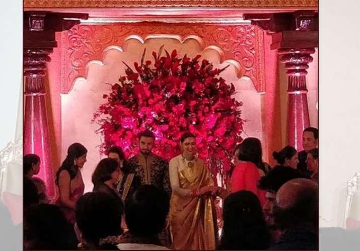 India Tv - Deepika Padukone and Ranveer Singh