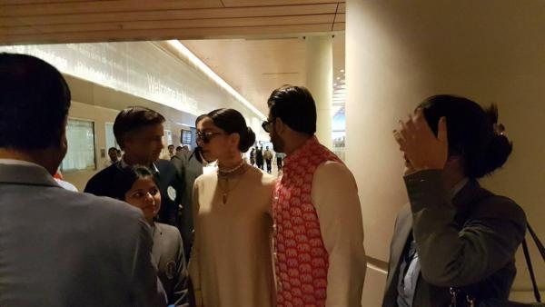 India Tv - Deepika Padukone Ranveer Singh