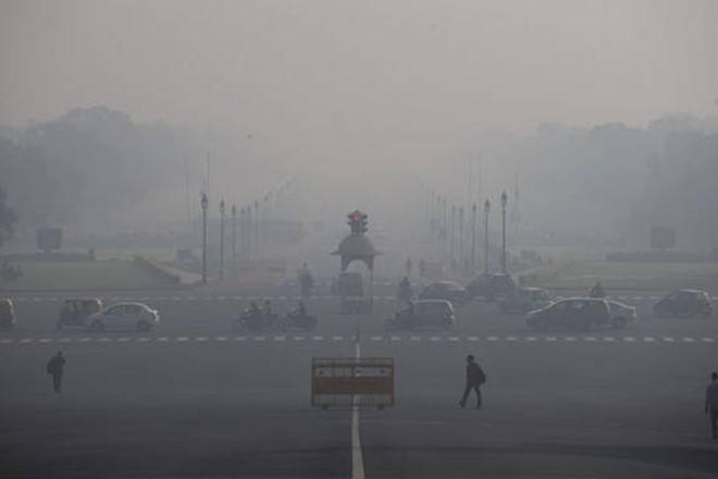 Delhi Pollution/File