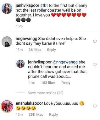 India Tv - Janhvi's Instagram