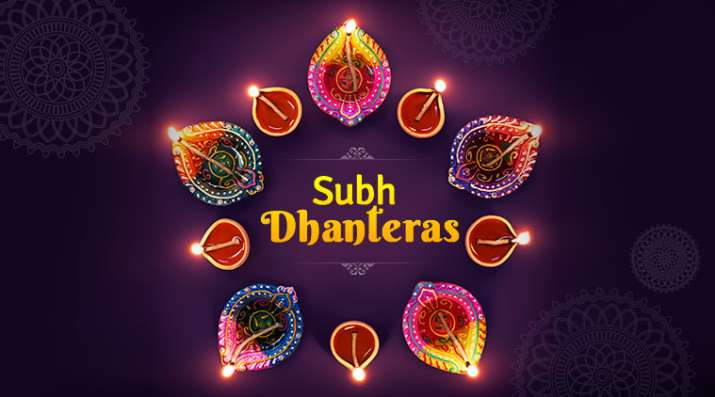 Happy Diwali And Dhanteras Wallpapers: Happy Dhanteras 2018: Best Wishes, SMS, Status, HD