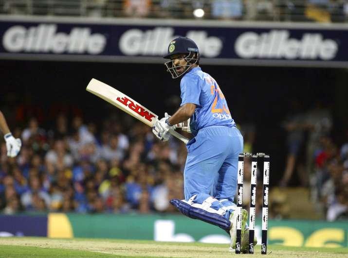 India vs Australia, 1st T20I in Brisbane: India lose Kohli
