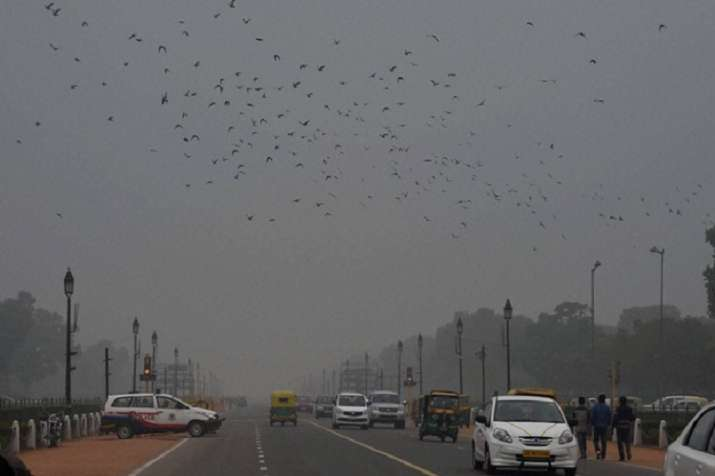 Air quality in Delhi-NCR inches closer to severe.