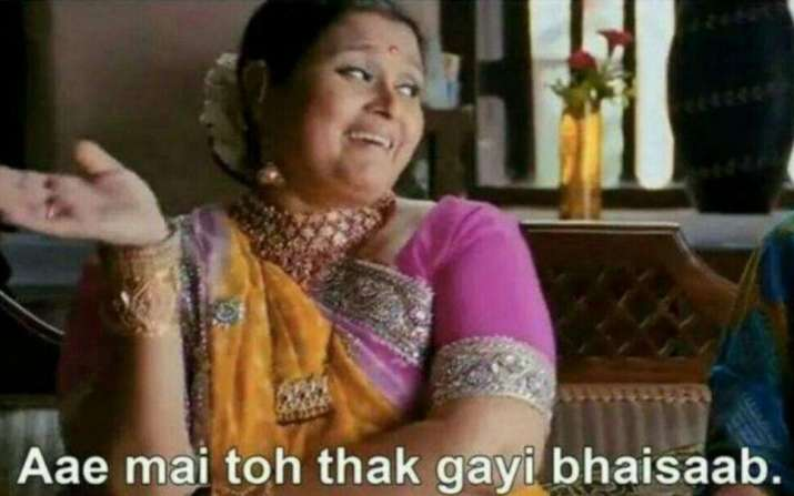 Twitterati Come Up With Hilarious Diwali Ki Safai Memes And You Ll Completely Relate To It Buzz News India Tv