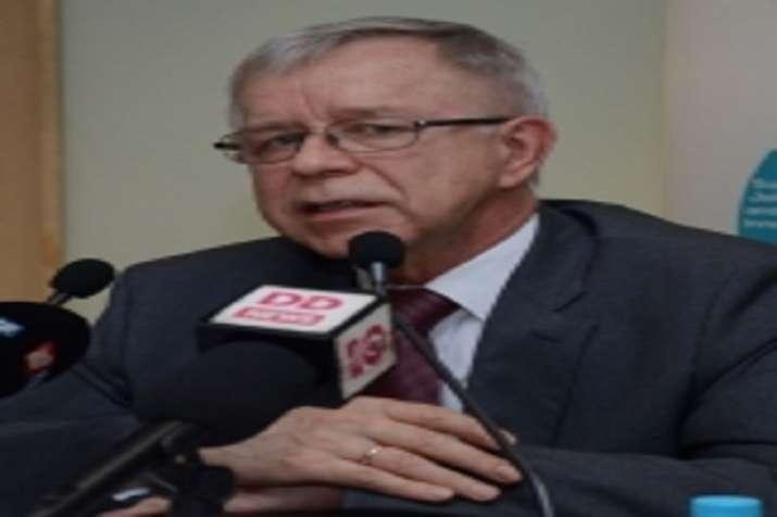 EU Ambassador to India Tomasz Kozlowski
