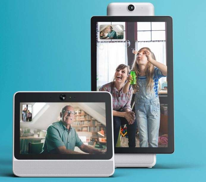 India Tv - Portal video chat device