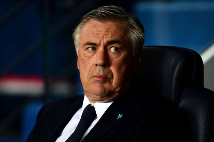 File image ofCarlo Ancelotti