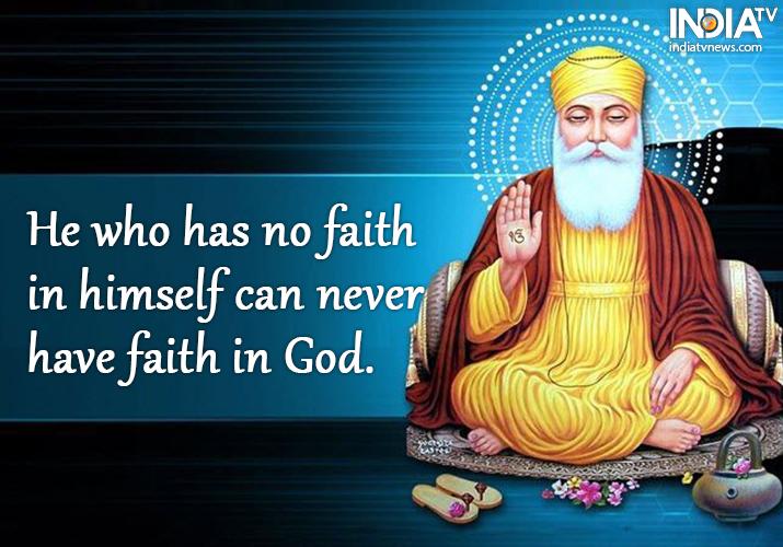 guru nanak gurpurab celebration date and importance here