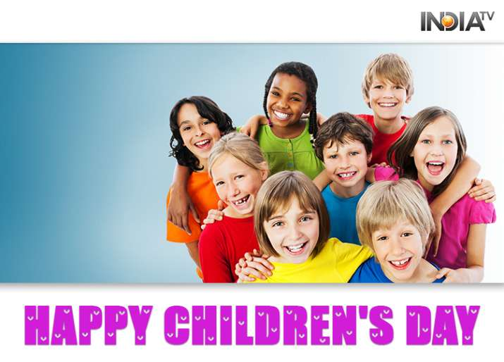 India Tv - Happy Children's Day 2018: Bal Diwas Facebook Greetings, WhatsApp Messages, Quotes, HD Images and Wallpapers