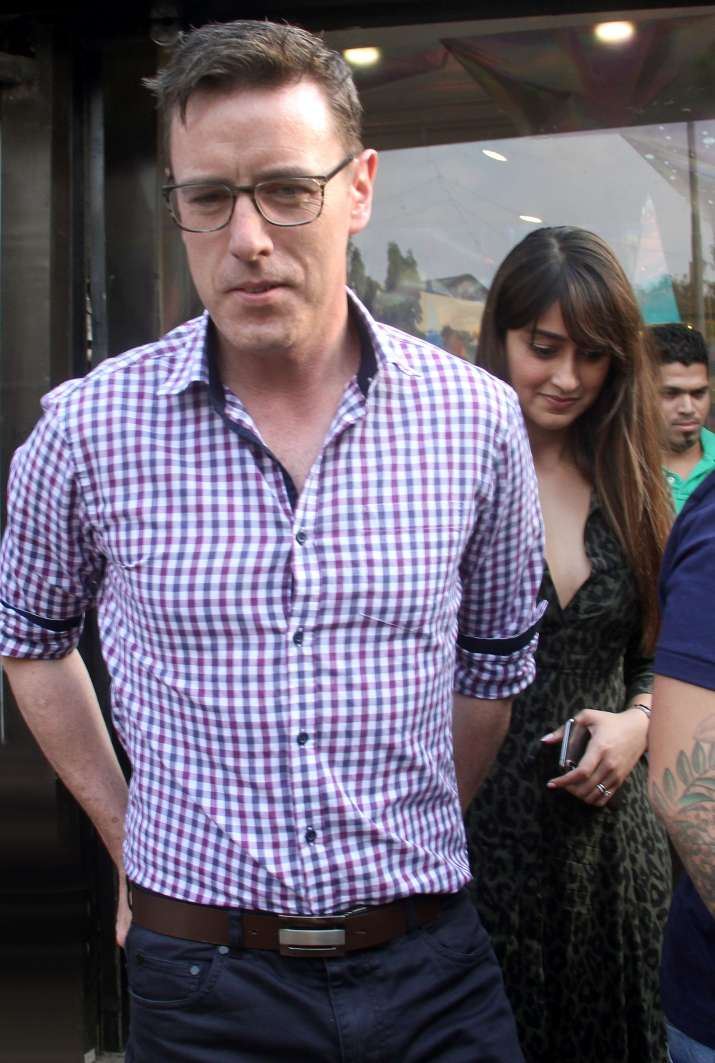 India Tv - Ileana D'Cruz lunch date with boyfriend Andrew Kneebone