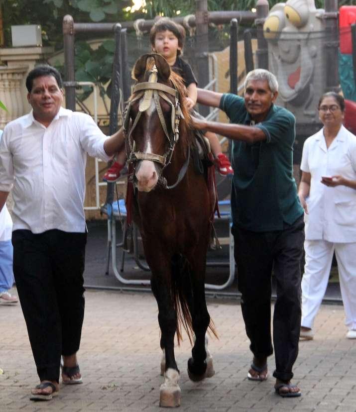 India Tv - Taimur Ali Khan