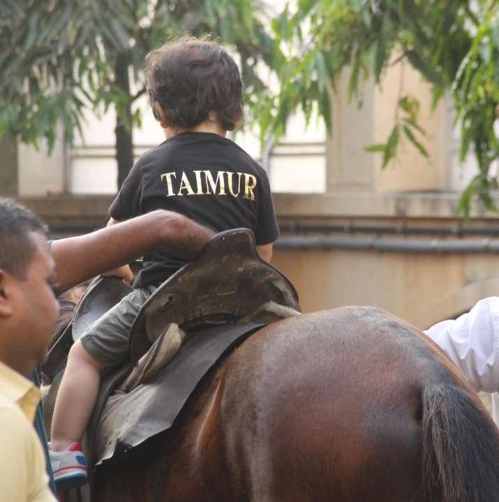 India Tv - Taimur