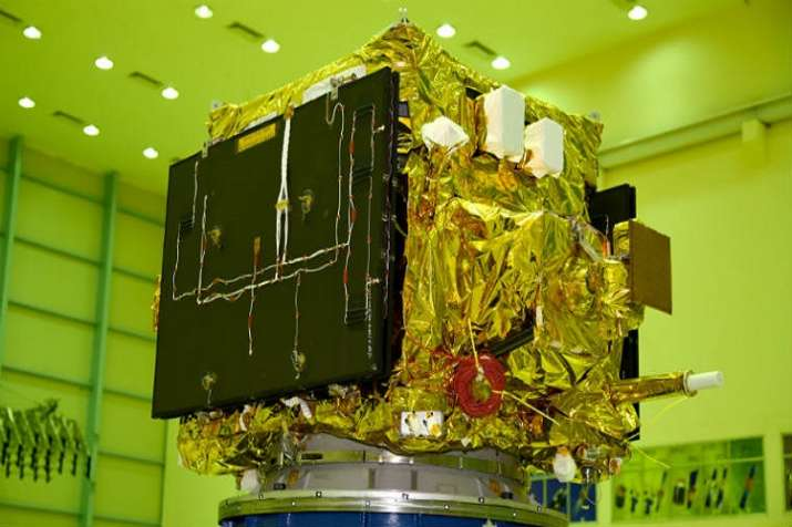 India Tv - The Hyper Spectral Imaging Satellite (HysIS), an earth observation satellite developed by ISRO, is the primary satellite of the PSLV-C43 mission.