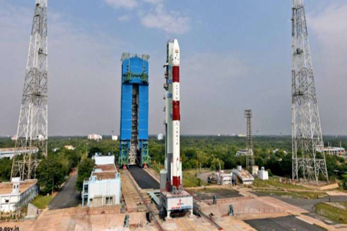 India Tv -   PSLV-C43 mission's payload consists of the HysIS satellite, one micro-satellite and 29 nano satellites. The combined weight of the satellites is 641.5kg.
