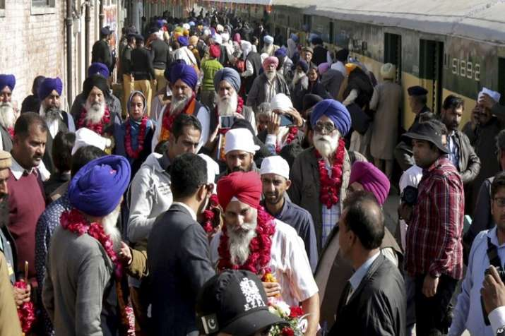Over 3,800 Indian Sikh pilgrims, 148 from the UK, seven