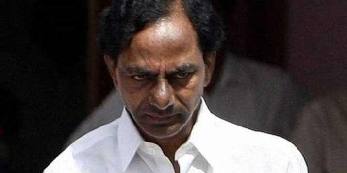 TelanganaRashtraSamithipresident and caretaker K