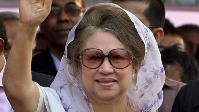 Former Bangladesh PM Khaleda Zia