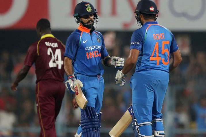 Highlights 5th Odi India Thrash West Indies By 9 Wickets