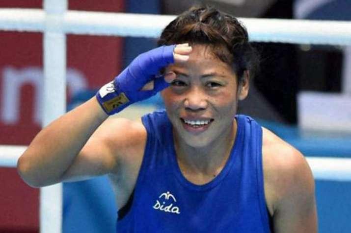 Women's World Boxing Championships, Mary Kom