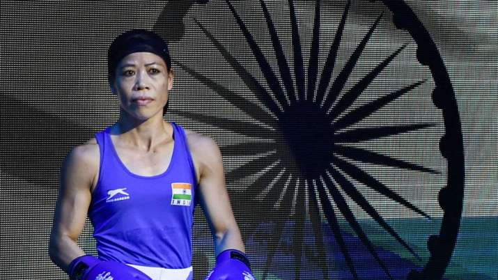 MC Mary Kom will spearhead India's 10-member contingent in the World Championships.