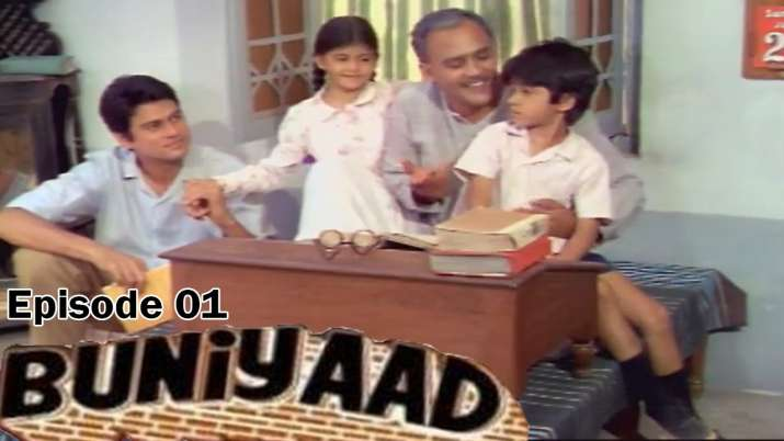 India Tv - Buniyaad