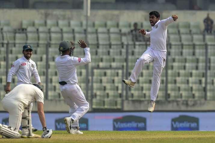 Mehidy Hasan, Bangladesh vs Zimbabwe