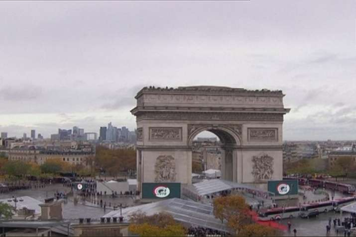 India Tv - Paris's Arc de Triomphe