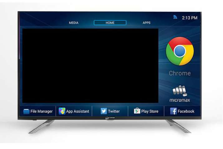 Micromax launches the first Google-Certified Android TVs