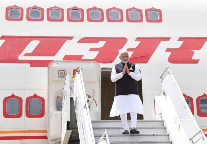 PM Modi arrives in Argentina
