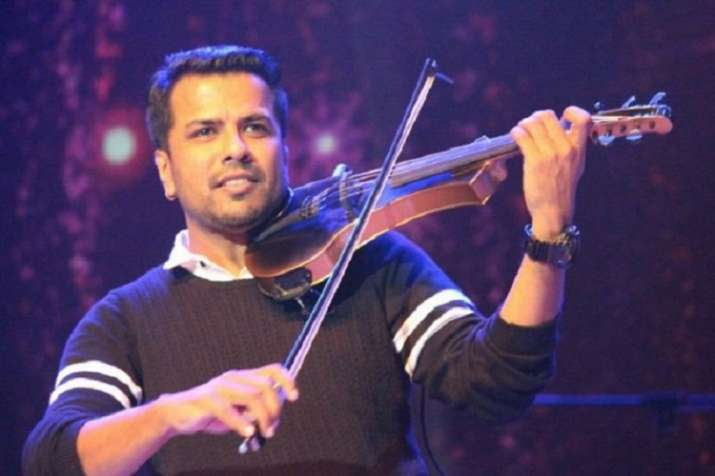 Deceased Kerala musician and violinist Balabhaskar