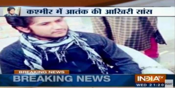 Naveed Jhutt involved in Shujaat Bukhari's assassination