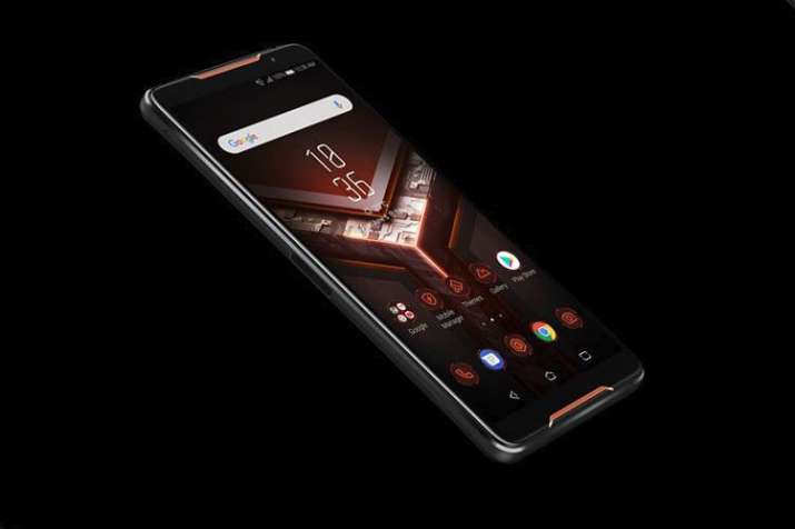 Image result for Asus ROG Phone With 3D Vapour-Chamber Cooling, 8GB RAM Launched in India