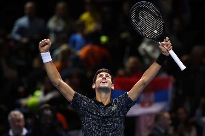 Novak Djokovic Routs Kevin Anderson In Semis To Set Up Summit Clash