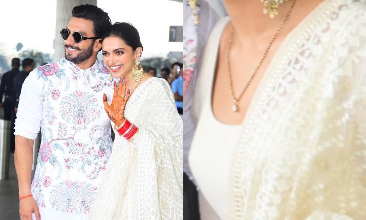 Did you see newlywed Deepika Padukone's Rs 20 lakh ...