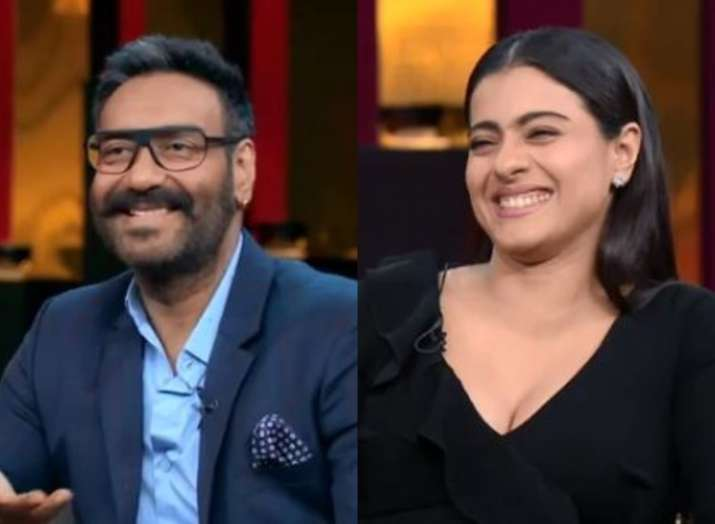 Koffee With Karan 6 Ajay Devgn Reveals Worst Lie All Actors Tell
