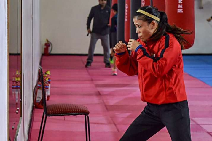 Women's World Boxing Championships: Mary Kom, Lovlina ready for semifinal challenges