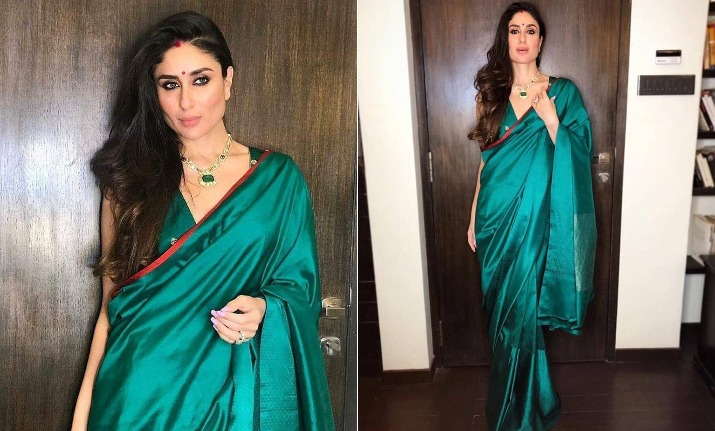 d5df0165d7 Kareena Kapoor Khan is perfect ethnic wear inspiration in saree at ...