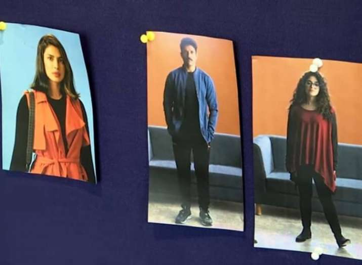 First Look Alert! Priyanka Chopra, Farhan Akhtar and Zaira Wasim look intriguing in The Sky is Pink thumbnail