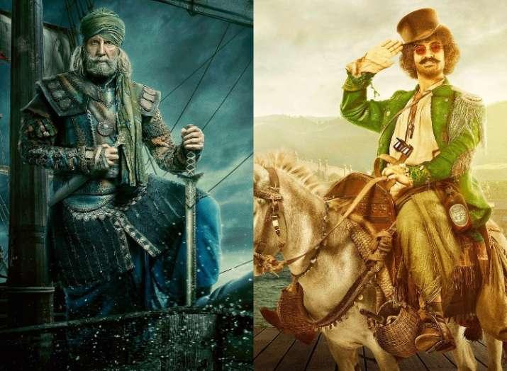 Aamir Khan's Thugs Of Hindostan beats Sanju