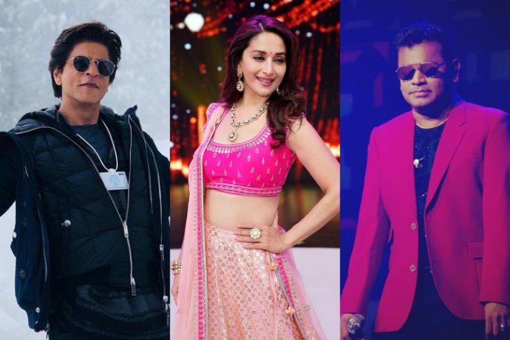 Shah Rukh Khan, Madhuri Dixit and AR Rahman will perform in