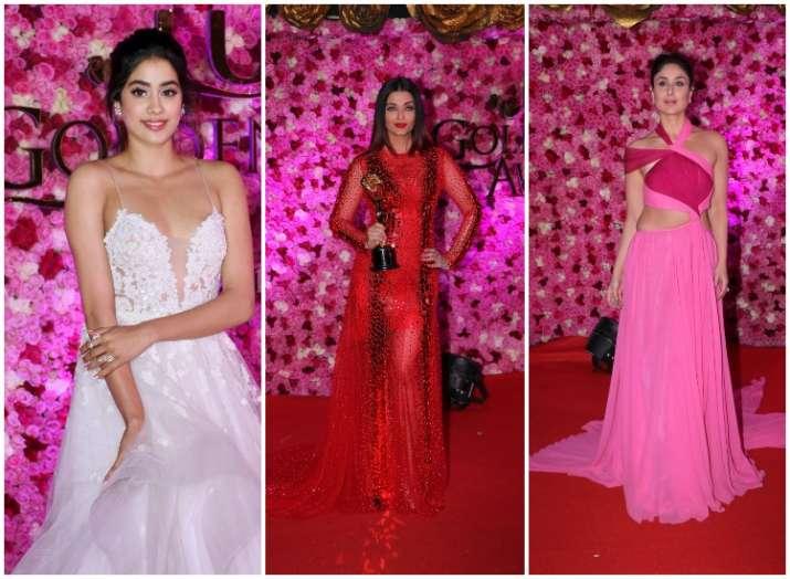 Lux Golden Rose Awards 2018 Pics: Aishwarya and SRK