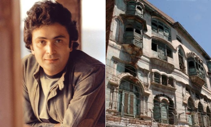 Rishi Kapoor's ancestral house in Peshawar to be turned into ...