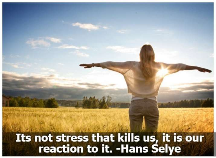 India Tv - Beat your stress quickly with 6 handpicked motivational quotes