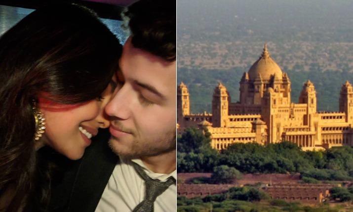 Priyanka Chopra-Nick Jonas wedding date time venue details