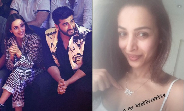 Malaika Arora comes out clean about relationship with Arjun Kapoor