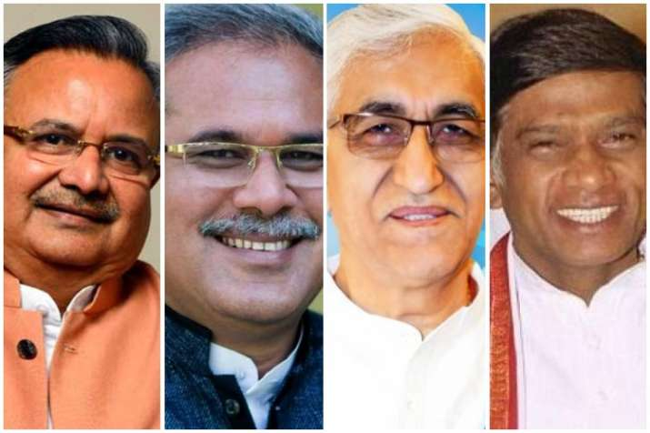 Chhattisgarh Assembly Elections 2018: Key chief ministerial