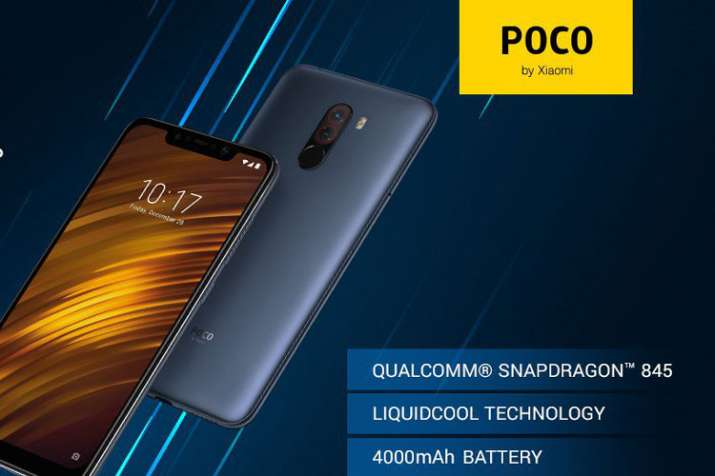 Xiaomi Poco F1 now getting Android 9 Pie-based on MIUI 10 in India