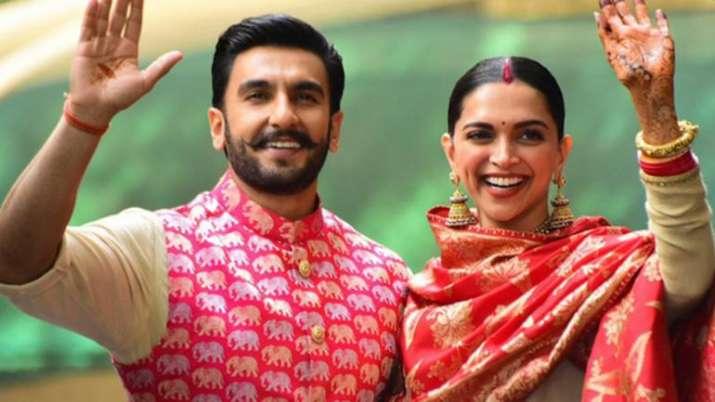 DeepVeer Wedding: Pictures of Ranveer Singh flaunting ...