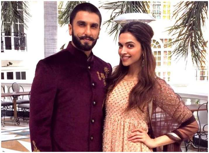 Each time Deepika Padukone and Ranveer Singh colour