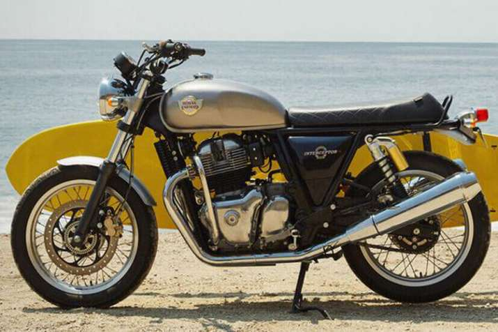 Royal Enfield Launches Continental Gt 650 Twin Interceptor Int 650